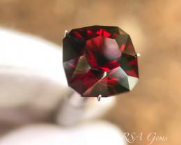 Pyrope/Almandine Garnet - 12.72 carats