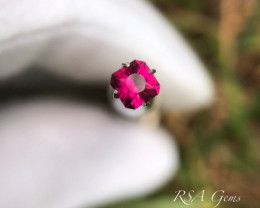 Rubellite - 0.57 carats