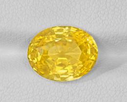 Yellow Sapphire, 6.77ct