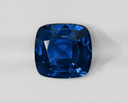 Blue Sapphire, 8.20ct - Mined in Ethiopia | Certified by GRS