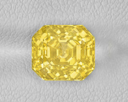 Yellow Sapphire, 5.52ct