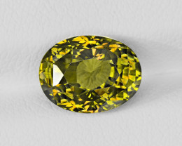 Alexandrite, 4.16ct - Mined in Madagascar | Certified by GRS