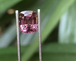 2.8ct rare purple pink spinel