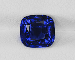 Blue Sapphire, 3.51ct - Mined in Madagascar   Certified by GRS