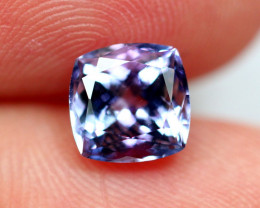 2.02cts TOP Colour Violet Blue D Block Tanzanite / QQ24