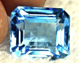25.56 Carat Blue Brazil VS/SI Topaz - Gorgeous