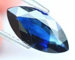 Sapphire 1.88Ct Natural Royal Blue Sapphire A1601
