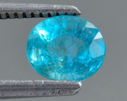 0.85 Ct Neon Apatite ~ Awesome Color and Luster ~ AP7