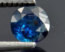 0.68 Cts Blue Sapphire Magnificent Top Color Sparkling Intense SP4