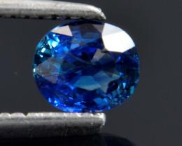 0.56 Cts Blue Sapphire Magnificent Top Color Change Sparkling Intense SP6