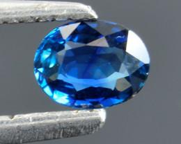 0.31 Cts Blue Sapphire Magnificent Top Color Change Sparkling Intense SP12