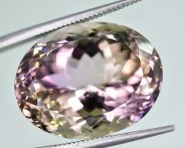 22.96 Crt Natural Ametrine Faceted Gemstone.( AG 80)