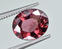 2.31 Crt Natural Rhodolite Garnet Faceted Gemstone.( AG 80)