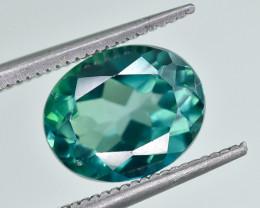 3.36 Crt Natural Topaz Faceted Gemstone.( AG 80)