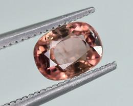 1.15 Crt Natural Tourmaline  Faceted Gemstone.( AG 80)