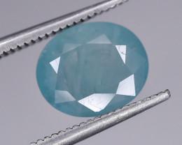 2.49 Crt Natural Rare Grandidierite Faceted Gemstone.( AG 80)