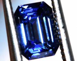 1.41 CTS-  CERTIFIED SRILANKAN SAPPHIRE FACETED TBM-1869