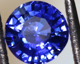 0.98 CTS-  CERTIFIED SRILANKAN SAPPHIRE FACETED TBM-1877