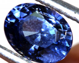 1.42 CTS-  CERTIFIED SRILANKAN SAPPHIRE FACETED TBM-1882
