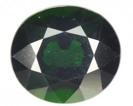 Rare Natural Chrome Tourmaline - 2.42 ct