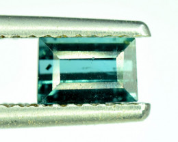 1.05 CT AAA Quality Indicolite Tourmaline Gemstone