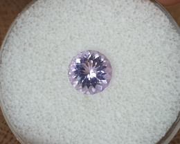 1,66ct Rose de France Amethyst - Portuguese Cut!