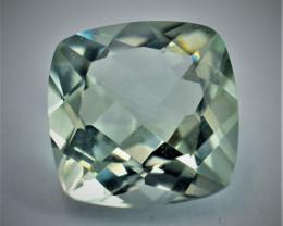 6.17 Ct Natural Prasiolite Top Quality Gemstone. PL 16