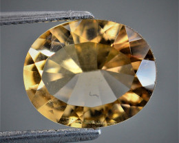 3.05 Ct Natural Citrin Top Quality Gemstone. CT 11