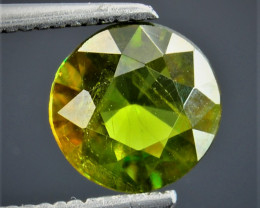 0.88 Ct Natural Sphene Sparkiling Luster Gemstone. SN 001