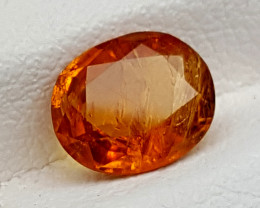 1.15Crt Rare Clinohumite Natural Gemstones JI17