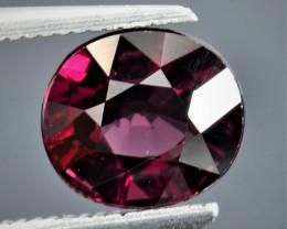 2.77 Ct Rhodolite Garnet Top Quality Gemstone. RG 01