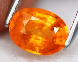 Fanta Spessertite 1.24Ct Natural Fanta Orange Color A637