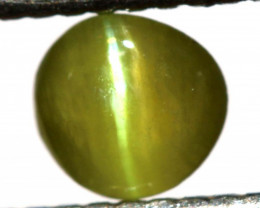 0.40 CTS CATS EYE CHRYSOBERYL CABOCHON TBM-1890