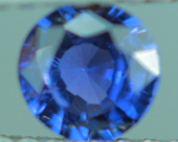 0.42 CT  ROYAL BLUE NATURAL BLUE SAPPHIRE-MIX 22