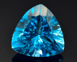 7.90 Ct Awesome Topaz Excellent Luster & Color Gemstone TP10