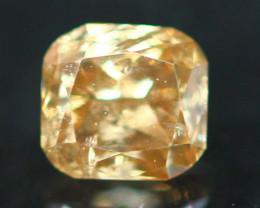 Diamond 0.19Ct Untreated Fancy Diamond Auction GC66
