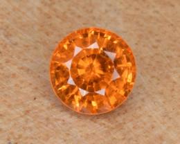 Natural Spessertite Garnet 0.73 Cts