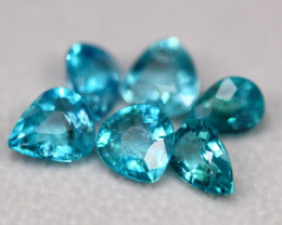 Apatite 7.86Ct Natural Paraiba Color A1807