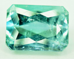 5.75 cts Natural Blue Tourmaline Gemstone from Afghanistan