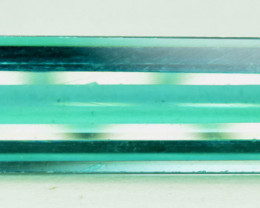 4 cts Natural Blue Tourmaline Gemstone from Afghanistan