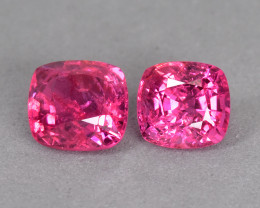 1.42 Cts Beautiful Color Hot Pink Natural Burmese Spinel