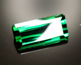 6.19ct Green Tourmaline
