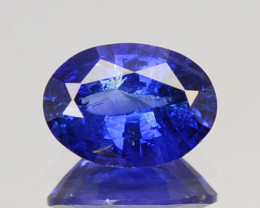 0.73 Cts Natural Corundum Sapphire Nice Blue Oval Cut SriLanka Gem (Video A
