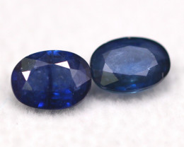 Sapphire 1.92Ct Natural Royal Blue Sapphire Color A221