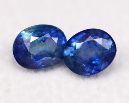 Sapphire 1.64Ct Natural  Royal Blue Color Sapphire A230
