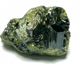 Amazing Damage free Epidote cluster have great luster 365Cts-Pak
