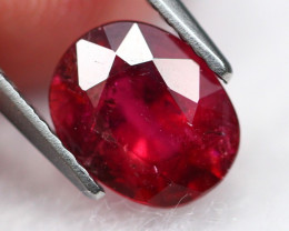 Rubellite 1.66Ct Natural Rubellite Red Color Tourmaline A233