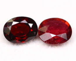 Spessertite 2.39Ct Natural Red Color Spessertite A236