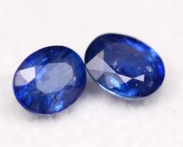 Sapphire 1.69Ct Natural Royal Blue Color A239