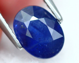 Sapphire 1.57Ct Natural  Royal Blue Color A257